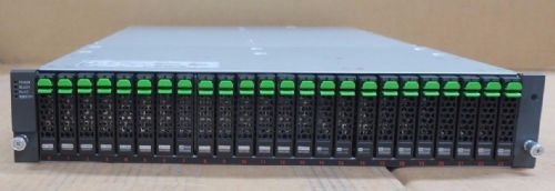 "Fujitsu Eternus DX 24-Bay 24x 300GB 7.2TB 2.5"" SAS HDD Expansion Unit  ETLDE2BG"